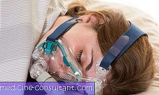 CPAP verhoogt de trainingsprestaties bij tracheobronchomalacie, June Н